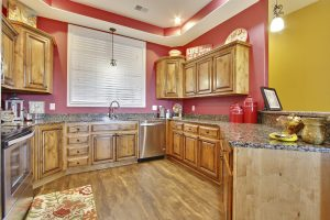 Pet friendly 3 bedroom condo next to Silver Dollar City Kitchen